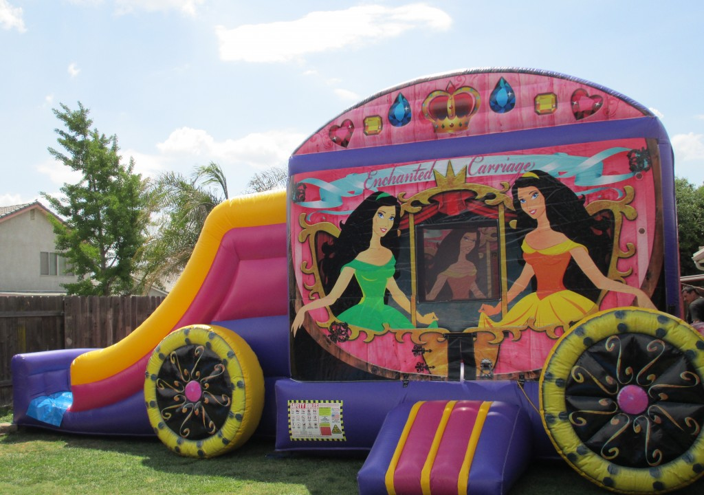 Princess Enchanted Carriage Combo!! New for 2013!!! $175.00 All Day 15 wide 32 Long 15 High