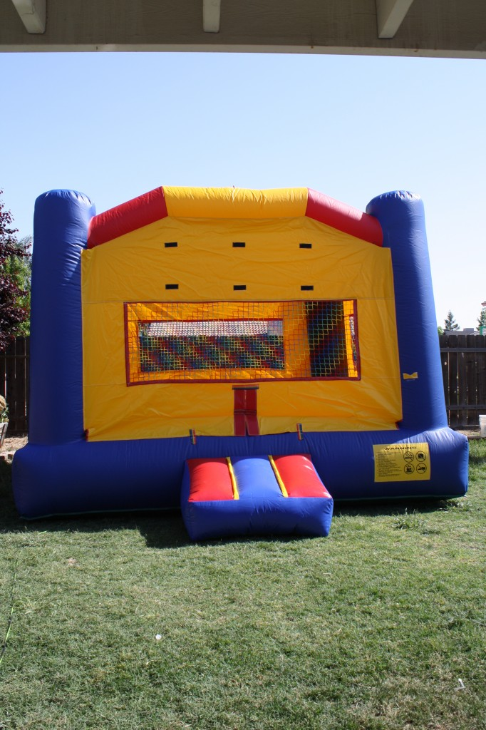 Large Fun House, $85.00 All Day, 15 X 15