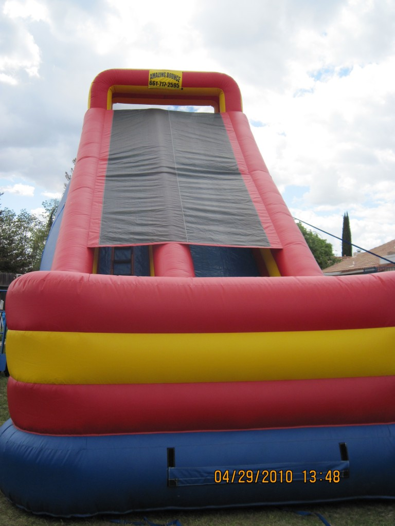 24 Foot Giant Slide WOW!!!! $325.00 24 High, 34 Long, 14 Wide