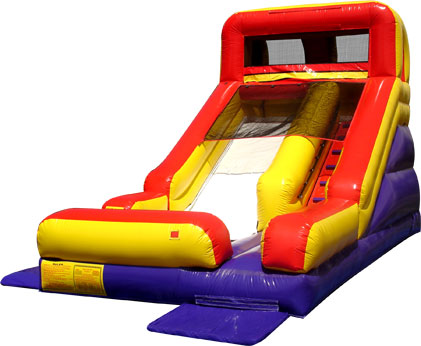 15 FT SUMMER SPLASH Water Slide!!! $165.00 ALL DAY!!! 15 High 26 Long 13 Wide