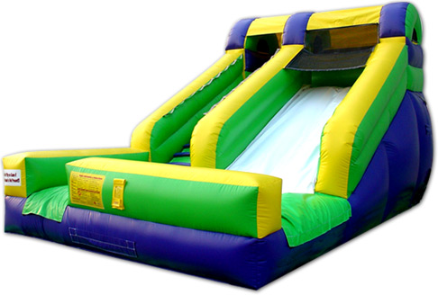 "13 FT High Little Splash Water Slide ""FOR THE LITTLE ONES"" $165.00 ALL DAY!! 13 High, 16 Long, 13 Wide"