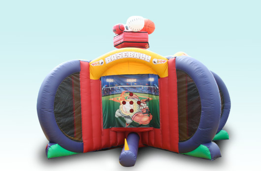 Amazing Bounce Interactive Game unit