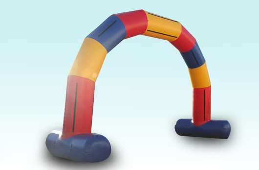 Inflatable Arch 18 Foot Wide X 18 Foot High $250.00 All Day!!!