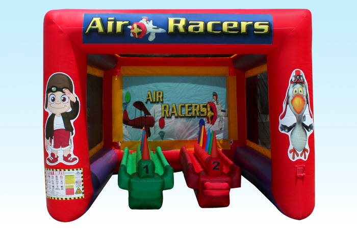 Amazing Bounce Air Racer Game